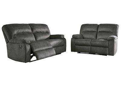 modern reclining sofa set