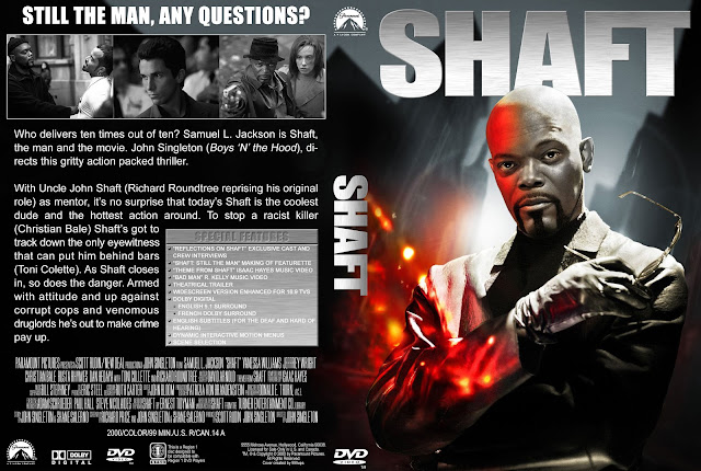 Shaft (2000) DVD Cover
