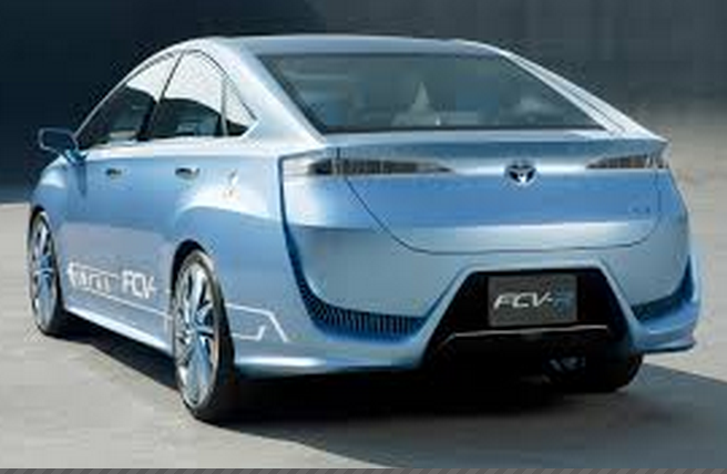 2015 Toyota FCV-R Fuel-cell Car To Cost Between US $ 50-100,000