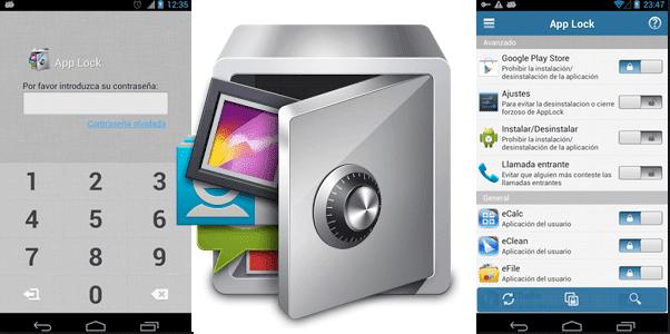 تطبيق AppLock لغلق التطبيقات وحماية ملفاتك من المتطفلين