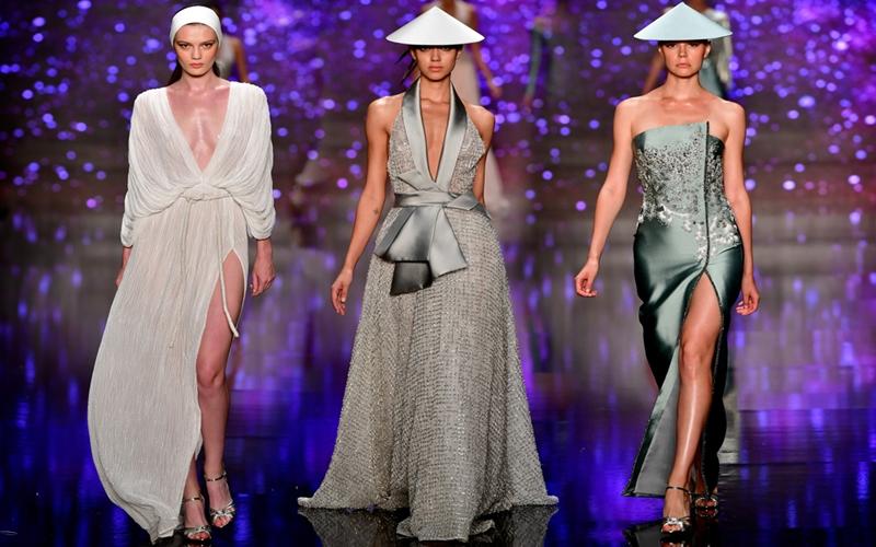 Mercedes-Benz Fashion Week İstanbul 1. Gün