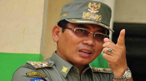 Profil Walikota Bekasi Rahmat Effendi