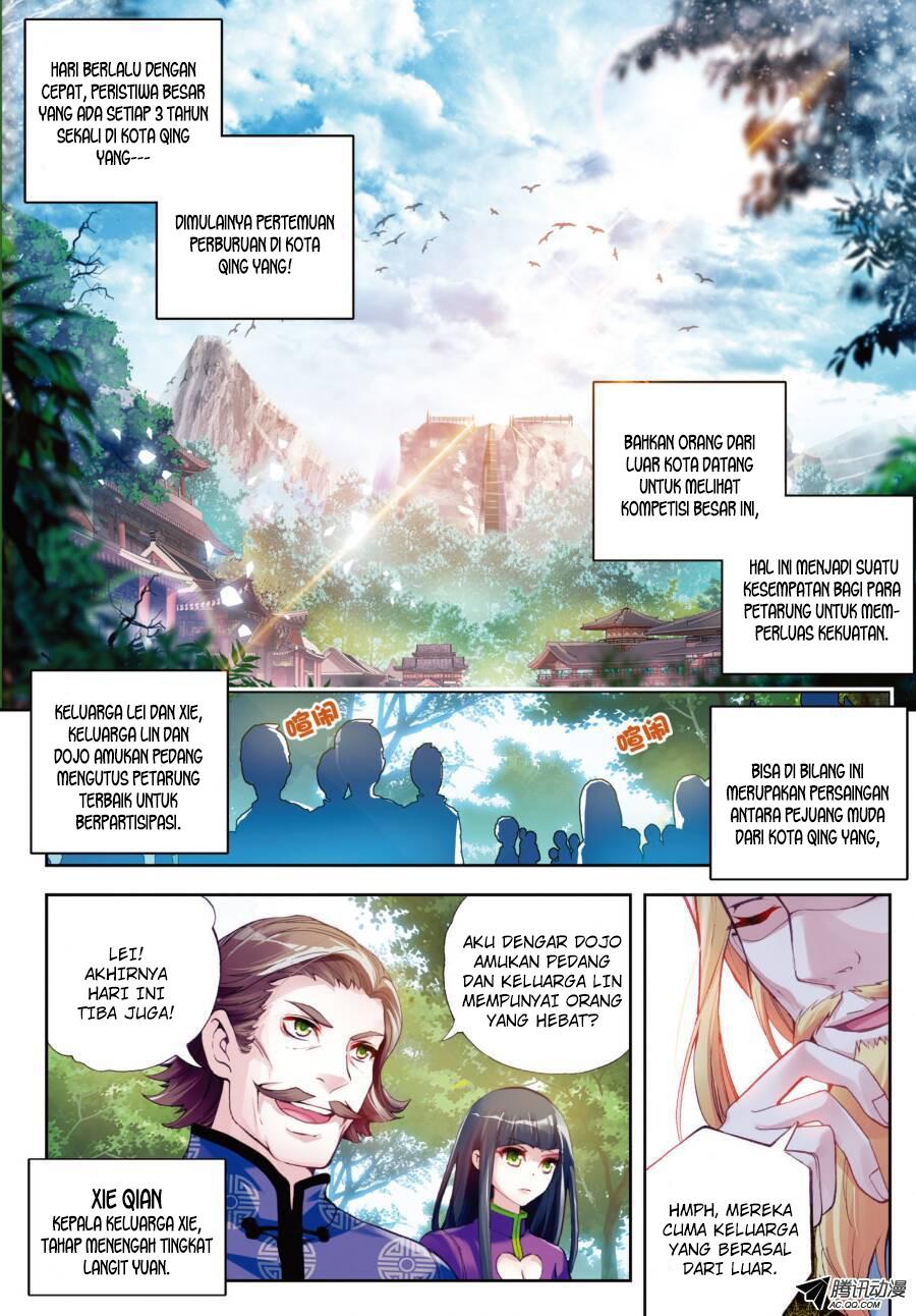 Wu Dong Qian Kun Chapter 18