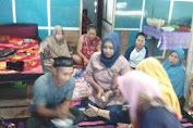 Pengurus IpeKB Selayar Salurkan Sumbangan Untuk Keluarga Korban KM. Lestari Maju
