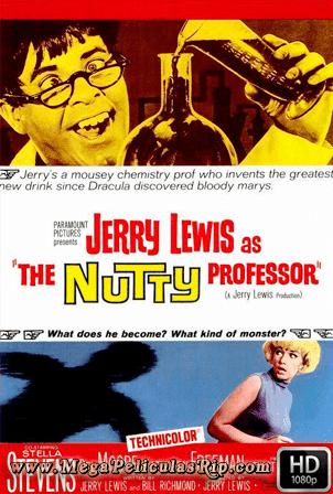 El Profesor Chiflado (1963) [1080p] [Latino-Castellano-Ingles] [MEGA]