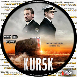 KURSK - 2019 [COVER DVD]