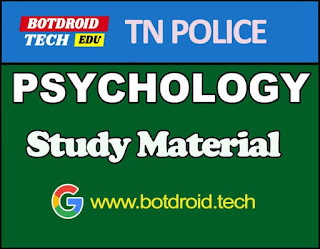 tnusrb si psychology questions and answers