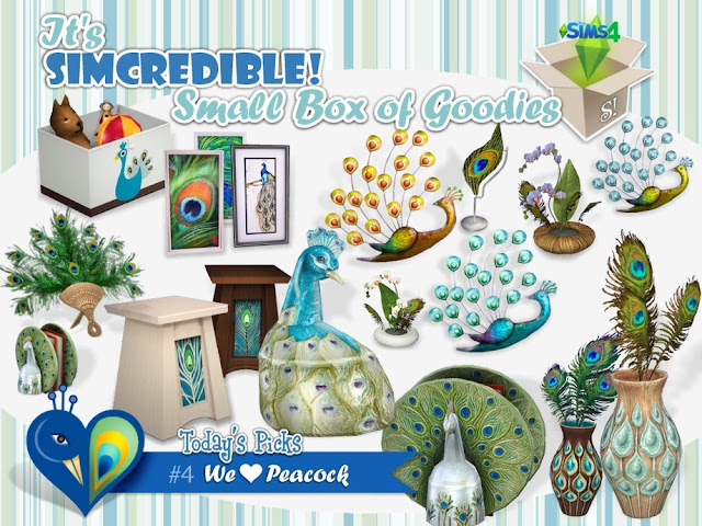 Экзотический стиль — наборы мебели и декора для Sims 4 со ссылками для скачивания