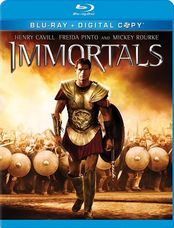 Immortals 2011 Dual Audio Bluray Movie Download