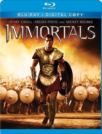 Immortals 2011 Dual Audio Bluray Movie Download