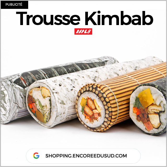 Trousse kimbab Corée