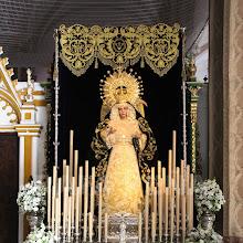 La Virgen de los Ángeles saldrá en procesión Extraordinaria por el 50º Aniversario de la Quinta Angustia