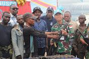 Satgas TNI di Afrika Berhasil Sadarkan 7 Ex-Combatant Ke Masyarakat Umum