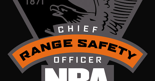 Detroit Area - NRA Chief Range Safety Officer (RSO) Training - Sunday, March 26th, 2017