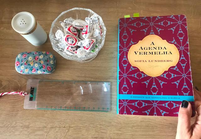 A Agenda Vermelha de Sofia Lundberg