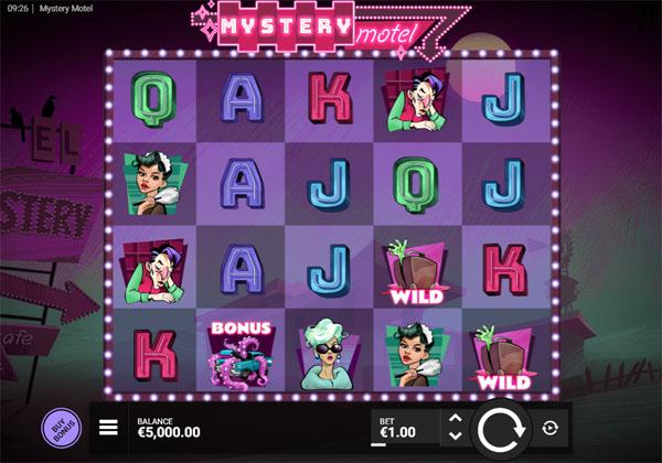 Main Gratis Slot Indonesia - Mystery Motel Hackshaw Gaming