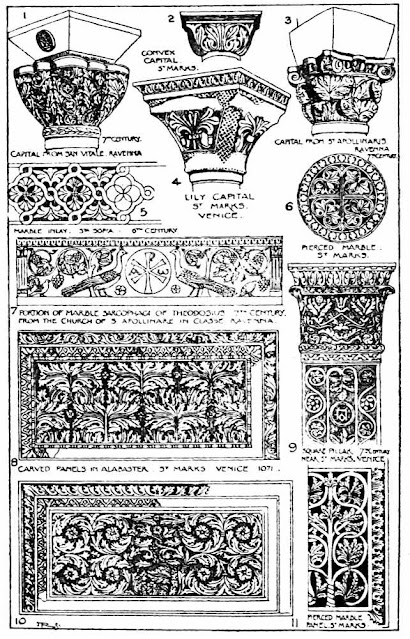 Byzantine art - Characteristics of Byzantine Ornaments