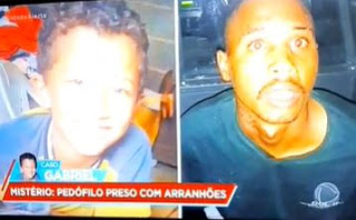 Preso suspeito no desaparecimento do menino Gabriel em Registro-SP