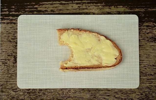طريقة عمل الزبدة من الزيت