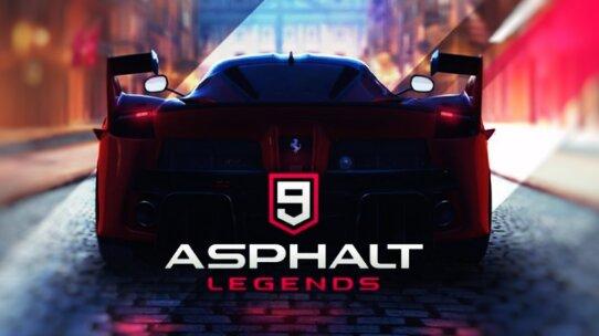 تحميل ملف apk لعبة اسفلت 9 افضل لعبة سباق سيارات