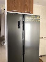 Căn hộ 117m2 Flemington - tủ lạnh