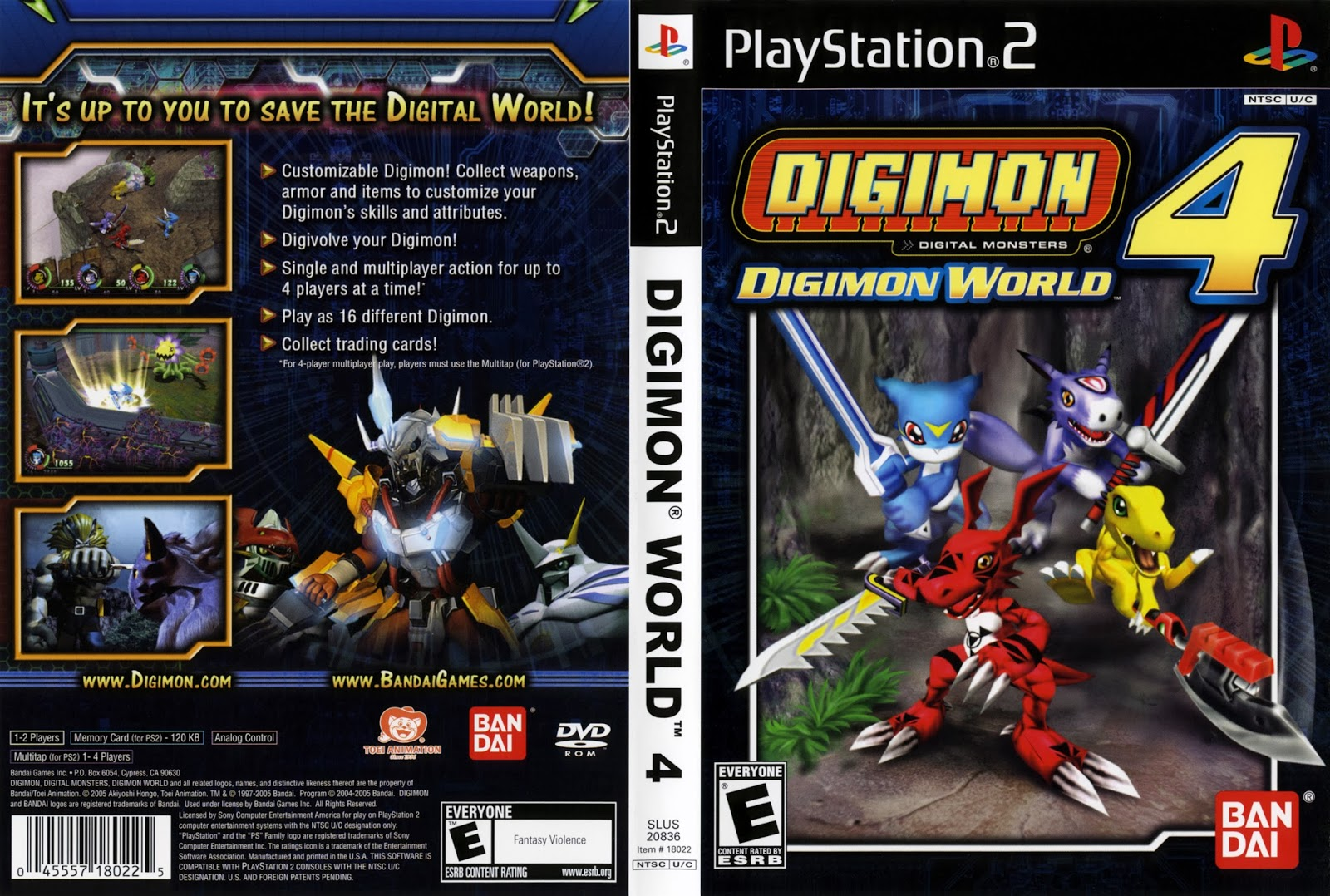 Download Digimon World 4 For Pc Fasrspot
