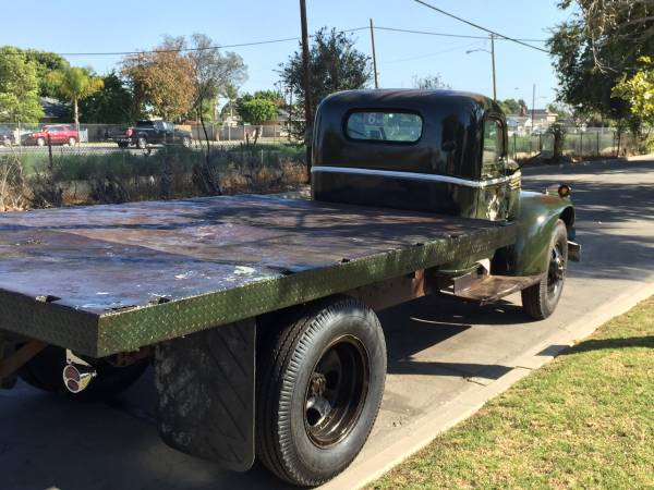 1946 Chevy Truck 1 1/2 Ton - Old Truck
