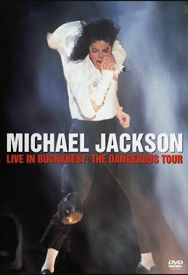 Michael Jackson Live In Bucharest The Dangerous Tour 1992 DVD R1 NTSC VO