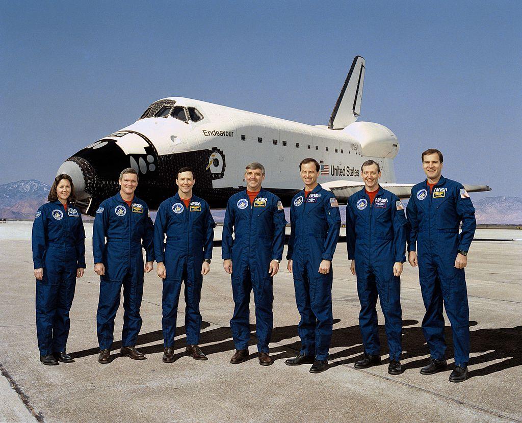 space shuttle endeavour 1992 - photo #40