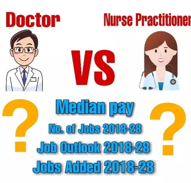 Nurse Practitioner VS Doctor 100% Best [Compression] - PLN Siyyon