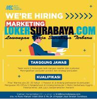 Bursa Kerja Surabaya di Multi Sarana Computer September 2020