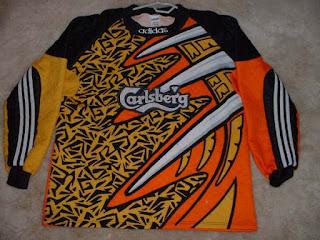 Jersey Kiper Liverpool 1995/97