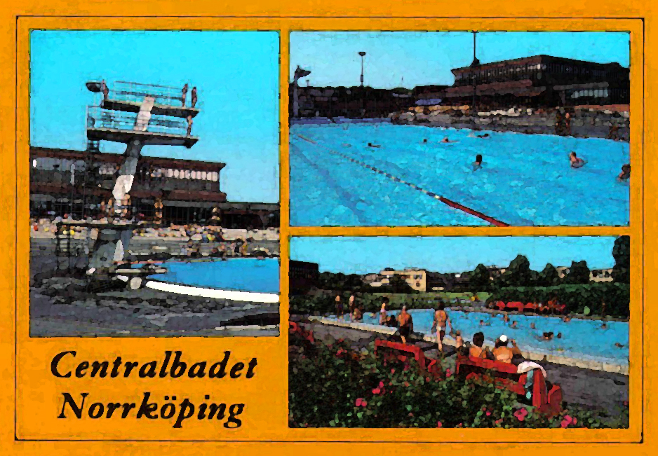 centralbadet gym norrköping