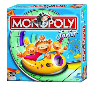 The 1990's tag monopoly junior