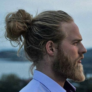 Best hairstyles for men with long hair