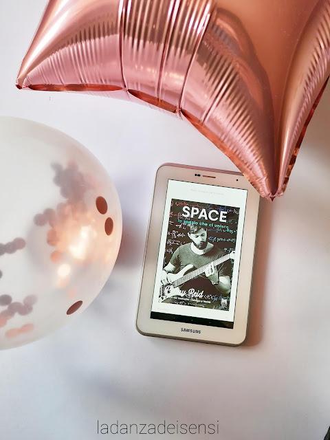 Space. Lo spazio che ci unisce