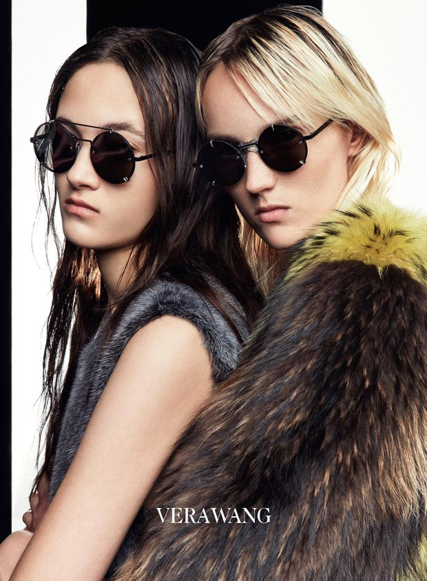 Vera Wang Fall Winter 2016.17 Campaign by Patrick Demarchelier