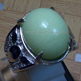 Cincin Batu Posfor Hijau - ZP 910