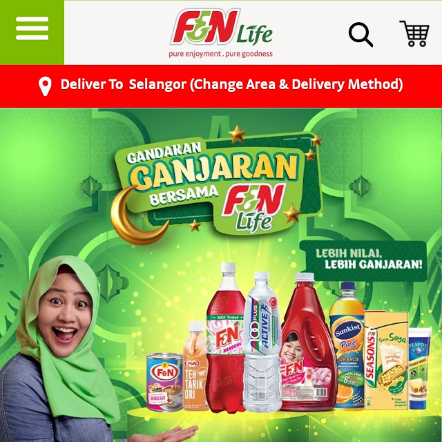 F&N Life App