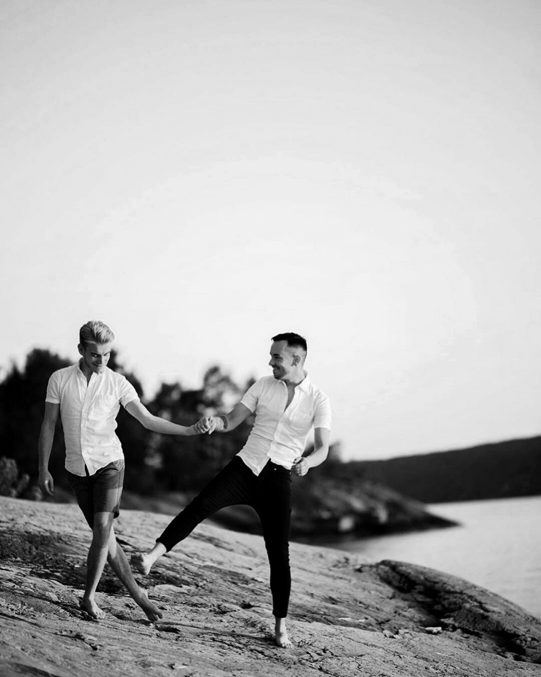 LovE is in AiR (I), by Jacob Lindman and Stefan Bengtsson