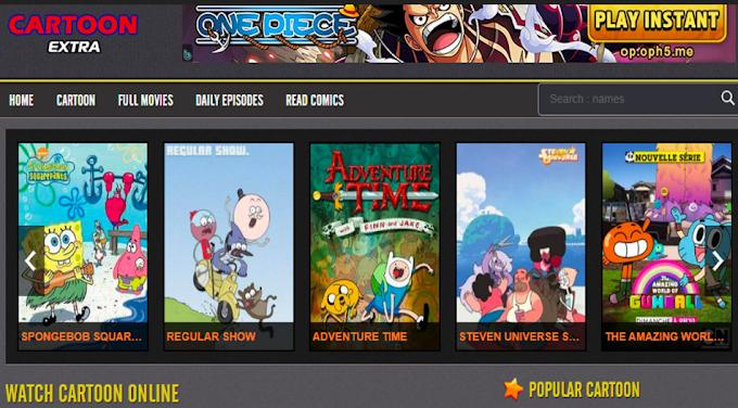 CartoonExtra 2021: Top 10 Best Alternatives to CartoonExtra Website.