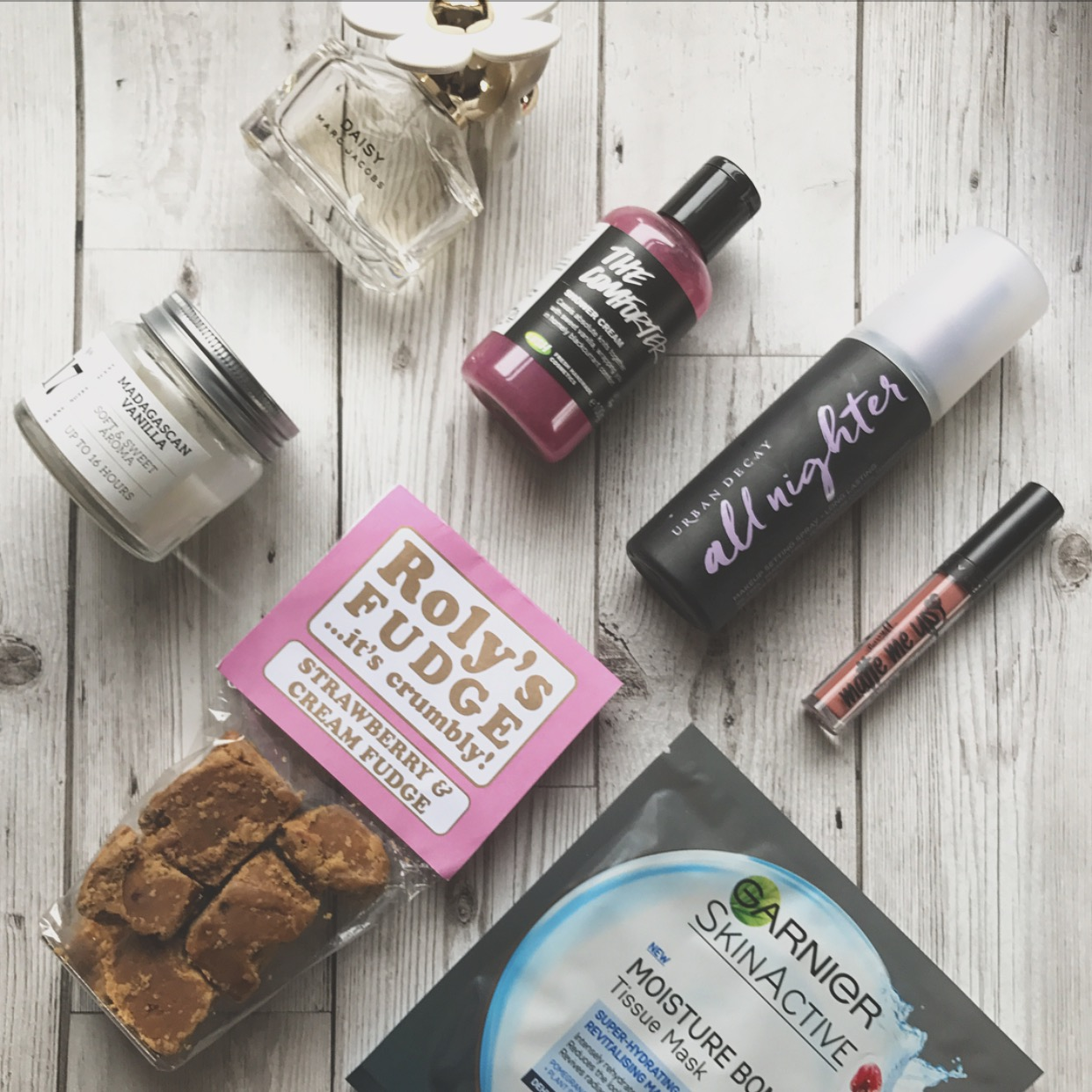 Beauty and food products