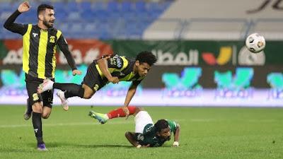 اهداف مباراة الاتحاد والاتفاق (0-2) الدوري السعودي