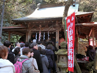 佐助稲荷神社:初午祭