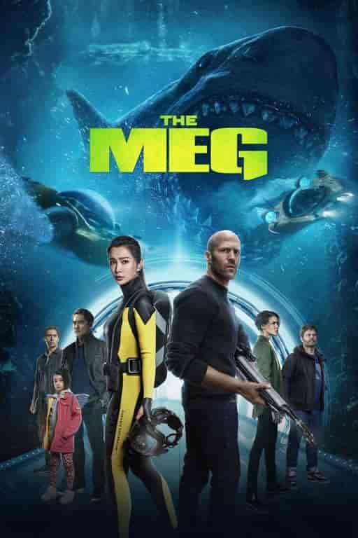 فيلم The Meg 2018 مدبلج كامل اون لاين