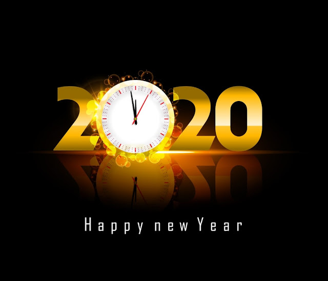Happy New Year 2020 Images, Wallpapers 22