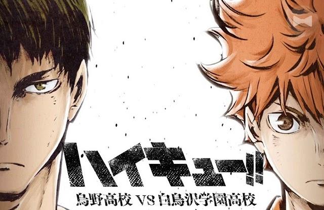 The Last Set, Karasuno vs Shiratorizawa | Haikyuu [SPOILERS]