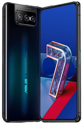 ASUS ZenFone 7 & ASUS ZenFone 7 Pro Launched With 6.67inch 90Hz AMOLED Display, 5G, 5000mAh Battery & More