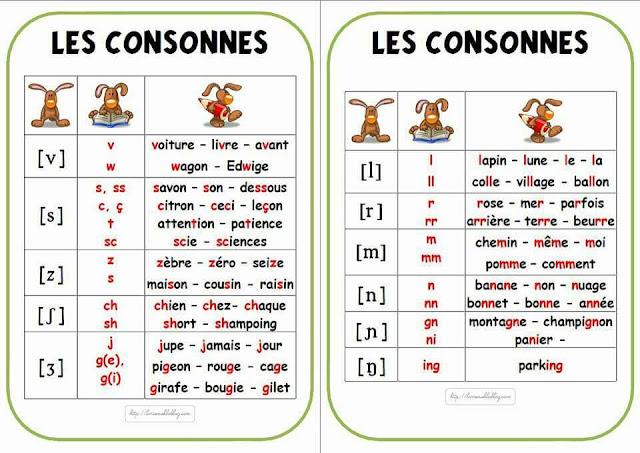 خطة علاجية فعالة للضعاف في القراءة للغة الفرنسية les lettres et les syllabes