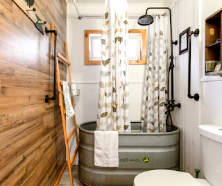 Galvanized-Bathtub